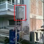 Binanın Elektrik Tesisat Aşamaları 1. Bölüm
