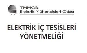 Elektrik İç Tesisleri Yönetmeliği1